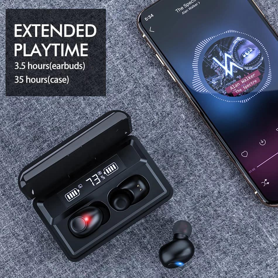 Earbuds Air F9 Pro Plus